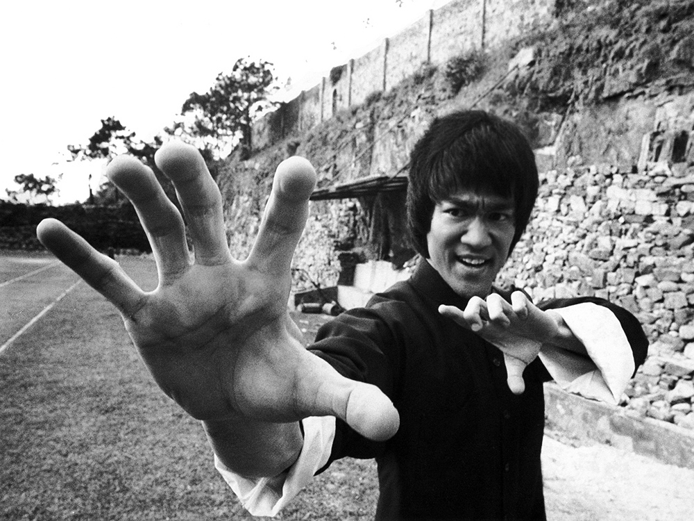 Lirfons Diary Bruce Lee Be Water My Friend